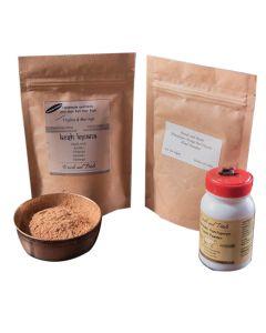Ayurvedic Panchgavya Tooth Powder ( Bone free & Sugar Free ) Set of 2