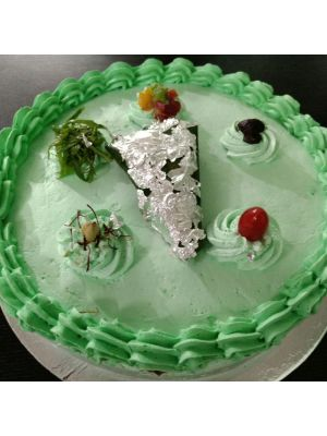 Paan Flavored Cake