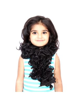 Frilled Scarf