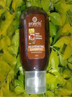 Rejuvenating  Amla Hibiscus Shikakai  Shampoo