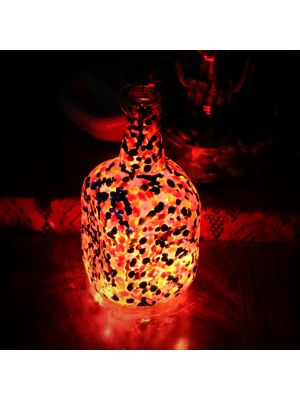 Old Monk Bejewled lamps