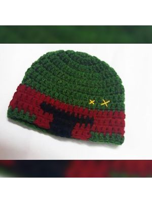 Crochet Bobba Fet Cap for Toddlers