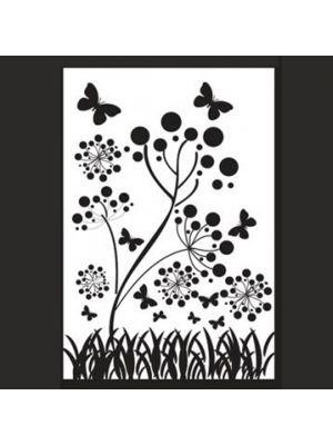 Garden Floral spray