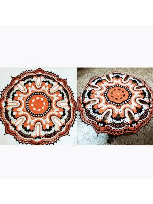 CROCHET DOILY/TABLE Cover