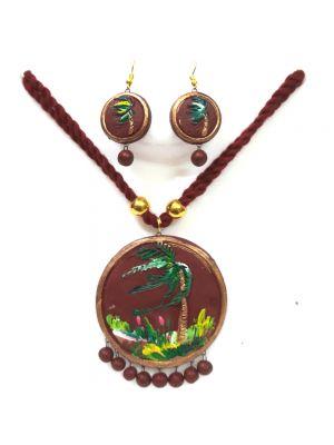 Beautiful Handmade Terracotta Jewellery