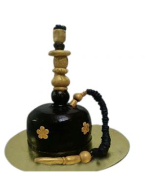 Hookah Cake (Flavor- Chocolate Truffle)
