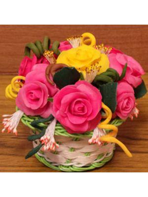 Air Dry Clay Flower