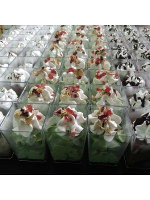 Shot Glass Dessert (Set of 6 shot glass)