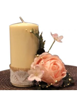 Personalized Candle With 15cm