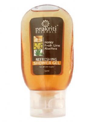 Refreshing   Honey Freshlime Aloevera Shower gel