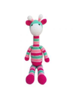 Crochet Baby Giraffe