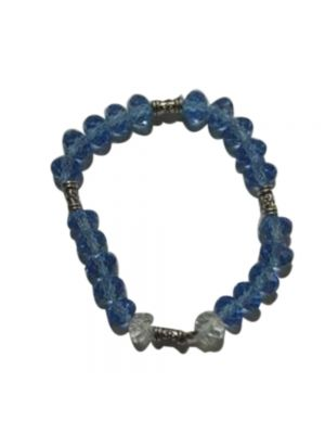 Blue Stretchable bracelet