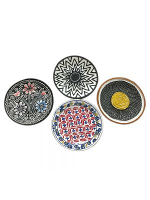 Hand Painted Wall Decorative Ceramic Plates