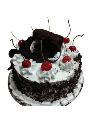 Home Made Black Forest Cake