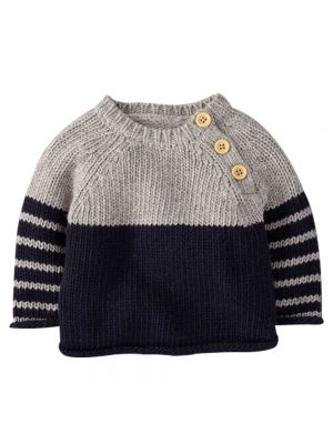 Infant Wear Hand Knitted Stylish Sweater