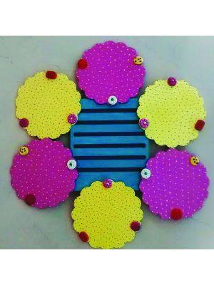 Coasters Set of 6