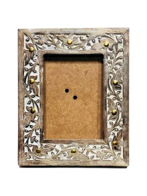 PHOTO FRAME- 5*7 HAND CARVED