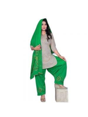 Ethnic Bandaj Design Patiyala