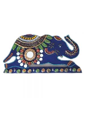 Elephant shaped Key holder