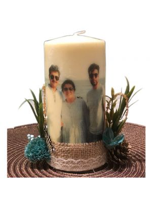 Customized Family Memorial Candles By Candleliciouss