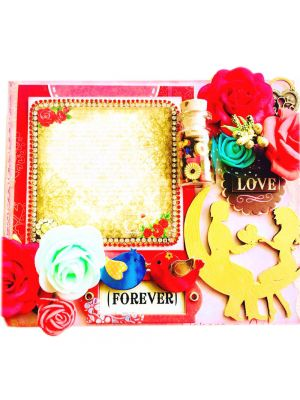 Love Anniversary Wedding Album