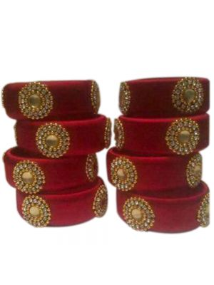 Hand Made Silk Thread Bangles