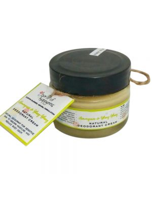Lemongrass & Ylang Ylang Natural Deodorant for Sensitive Skin
