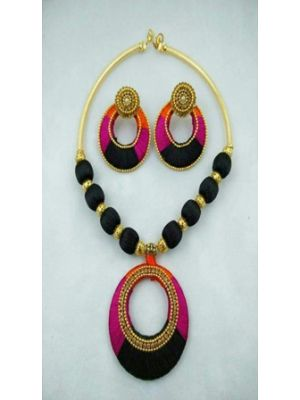 Necklace with Earring