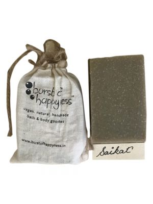 Saikat Handmade Natural Soap with Dead Sea Mud