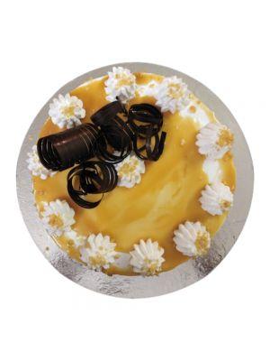 Home Made Caramel Cake