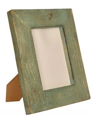 Handicraft & Handpainted Wooden CarvingPhoto Frame 4*6