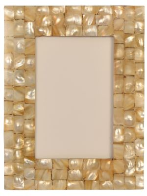 Photo frame- 5*7 Mother of Pearl/Sea Shell Handcrafted Photo Frame