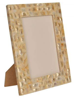 PHOTO FRAME- 4*6 MOTHER OF PEARL/SEA SHELL PHOTO FRAME