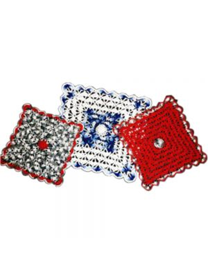Crochet Doily/Table Mat (Set of 3)