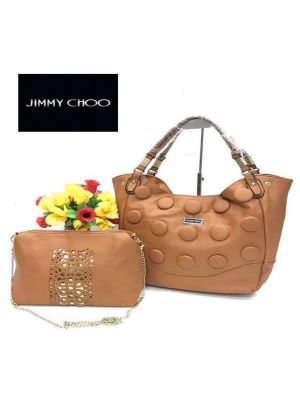Jimmy Choo Brown Purse