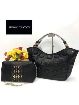 Jimmy Choo Black Purse