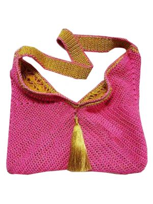 Crochet Reversible Bag